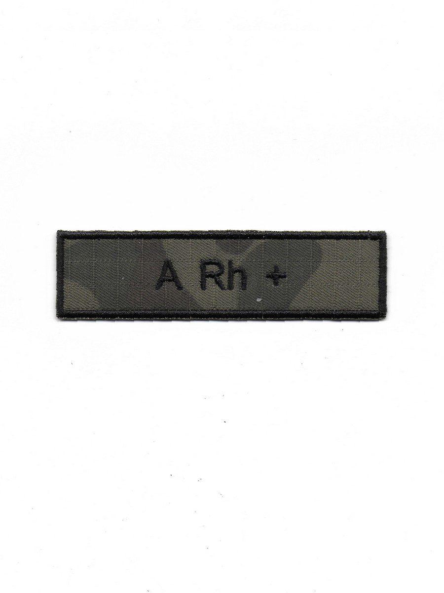 Produkt naszywka grupa krwi A Rh+