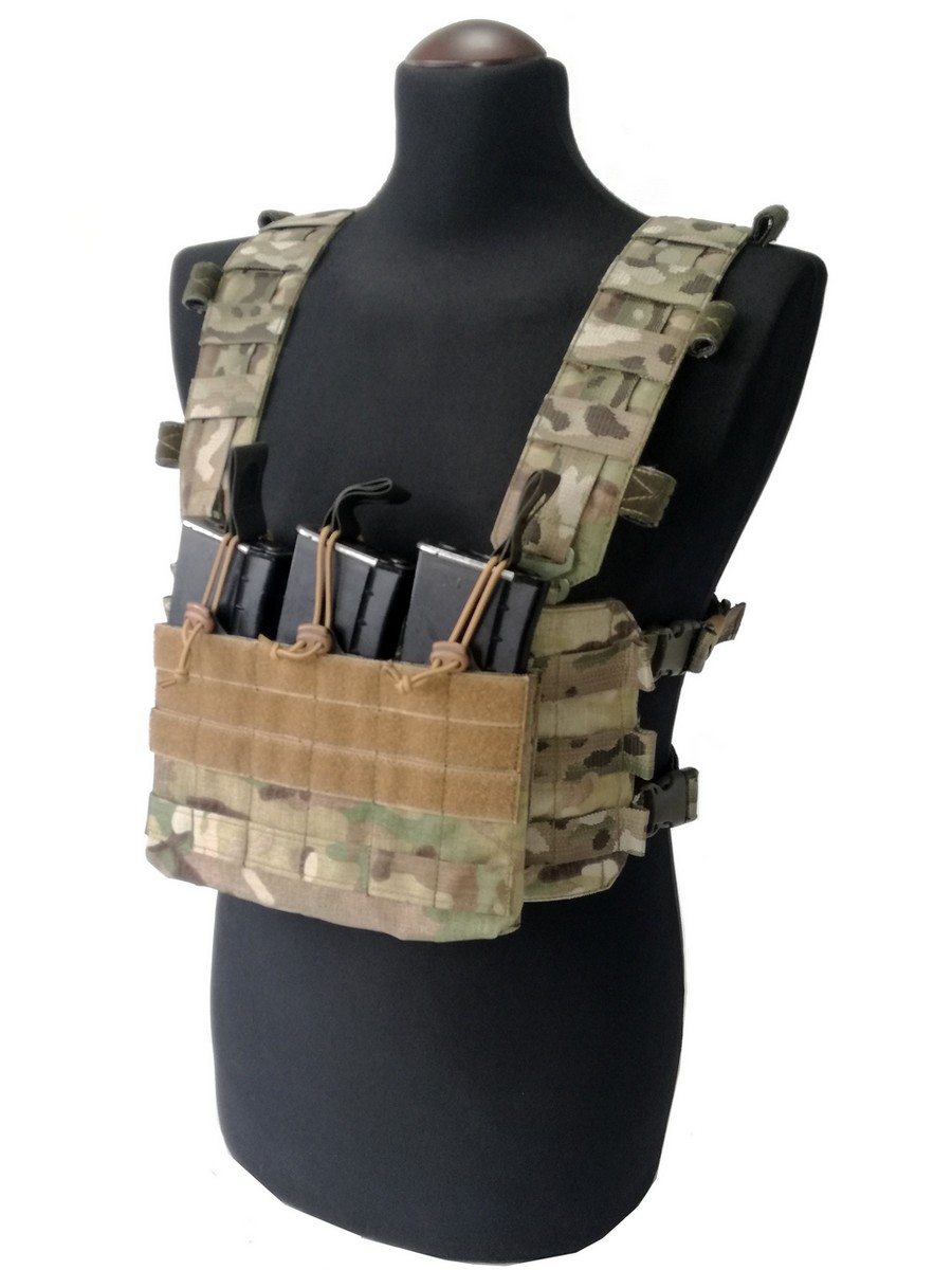 CHEST RIG Multicam Angry Warrior 1