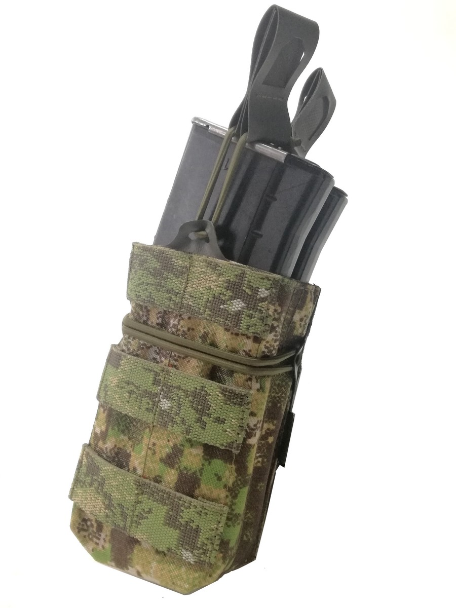 FAST BOX 2X AK PMAG ANGRY WARRIOR SET